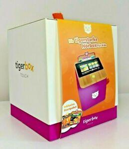 Tigerbox - Touch - Lila- Neu und OVP