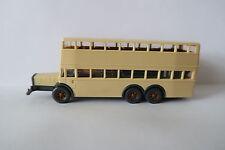 Wiking HO/1:87 3730 Berliner Doppeldecker Bus D38 Continental (CQ/488-4S6/60)