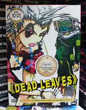 DVD ANIME Dead Leaves The Movie All Region ENGLISH DUBBED + FREE ANIME