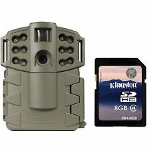 Moultrie Game Spy A 5 Gen2 Low Glow 5 MP Infrared Trail Camera + 16GB SD Card