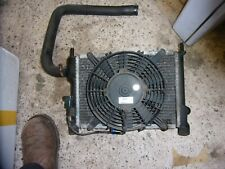Classic Austin Rover Mini MPI OEM Radiator & Electric Fan