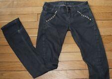 GUESS Jeans pour Femme W 25 - L 32 Taille Fr 34  (Réf #Y144)