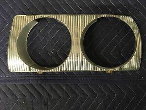 78 Audi 5000 Original Headlight Bezel