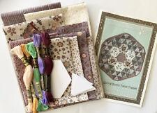 Lynette Anderson Sprin Bunny Tabelle Topper Muster, Stoffen, Papieren, Gewinde