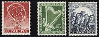 BERLIN 1950, Jahrgang komplett tadellos postfrisch, Mi. 240,-