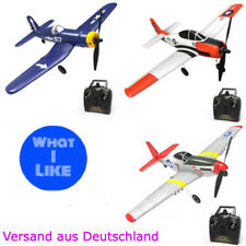 Ferngesteuertes Flugzeug Perfect Für Änfanger+Expert, 6-Axis Gyro mit Akku RTF