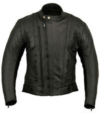 Blousons noirs taille S coude pour motocyclette