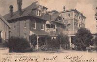 Postcard Hotel Cocalico Ephrata PA