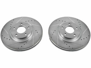 For 2014-2017 Ford C Max Brake Rotor Set Front Power Stop 73827QY 2015 2016