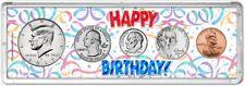 Happy Birthday Coin Gift Set, 2017