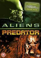 Aliens/Predator [DVD], , Used; Good DVD