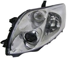 Front Left side projector headlight front light for Toyota Auris 07-10