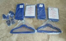 Joy Mangano Huggable Hangers 52 pc organizer set, New