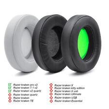 Ear pads for Razer Kraken Pro V2 / kraken 7.1 V2 / kraken V2 Quartz headphone