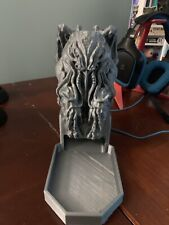 Cthulhu Dice Tower- 3D PRINTED