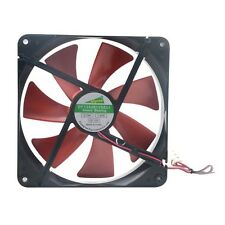 Computer Cooling Fan DC 12V 2 Pin PC Desktop Case Fan CPU Cooling Fan 140mm 14cm