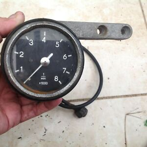 MZ . TS  Tachometer  and mounting bracket
