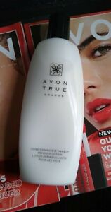 Avon True Colour Conditioning Eye Makeup Remover gentle for your eyes set of 3