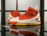Nike Zoom LeBron 3 Fairfax PE DS Mens Size 12 Player Exclusive