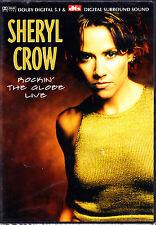 SHERYL CROW rockin´ the globe live DVD NEU