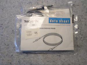 TEKTRONIX P6105 PASSIVE PROBE  010-6105-03 New Sealed in plastic bag (C14B5)
