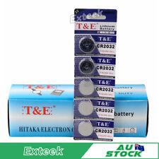 CR2032 Lithium Li-ion 3V Button Cell Coin /Car battery remote controller
