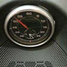 Porsche Cayenne Clock