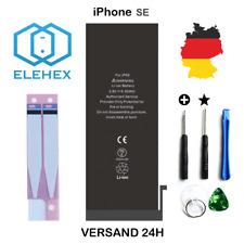 iPhone SE Ersatz Akku Neu Batterie 1624 mAh/ 3.82V + Werkzeuge