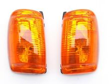 FORD TRANSIT 2014- WING MIRROR INDICATORS LEFT+RIGHT One Set YELLOW