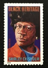 2014 Scott #4856 - Forever - SHIRLEY CHISHOLM - Single Stamp - Mint NH