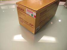 SIGMA 300 F 4 APO TELEMACRO CANON MOUNT NEW