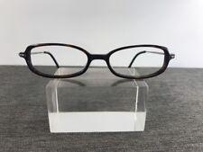 National By Marcolin Eyeglasses Simple 312 50-16-135 Tortoise/Gunmetal D239