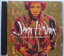 JIMI HENDRIX - The ultimate experience - CD