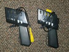Tyco Vintage HO 1970 – 1977? 2 Black Pistol Type Speed Controllers