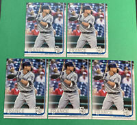 Lot of (5) 2019 Topps Update Ty France RC #US129 🔥 5 Rookie Cards 🔥 Mariners