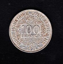 FRANCE COINS, 100  FR, 1971 YEAR