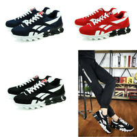 Men's Fashion Sports Shoes Breathable Tennis Shoes Popular Leisure Sports New