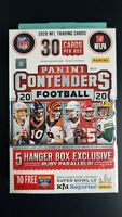2020 Panini Contenders NFL Football Hanger Box Sealed Tua Herbert Burrow Hurts