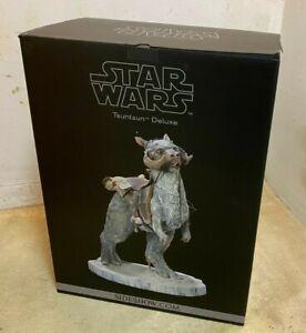 Sideshow Collectibles Star Wars Tauntaun 1:6 Figure Statue NEW MIB
