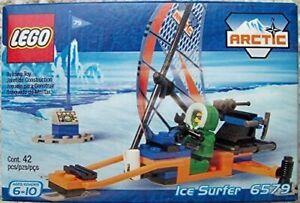 LEGO City Arctic Ice Surfer Set 6579