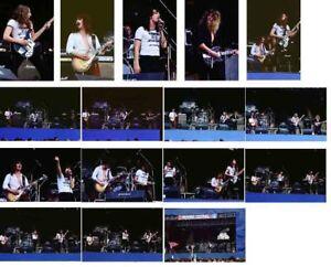 16 concert photos - Tygers of Pan Tang - Reading 1980