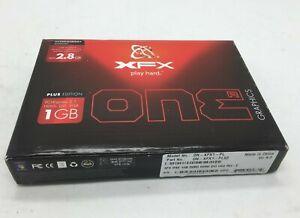 XFX One ON-XFX-PL 1GB Graphics Card DDR3 HDMI DVI VGA PCI-E ON-XFX1-PLS2 VerN.3