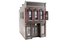 Woodland Scenics BR5850, O Scale, Sully's Tavern, Built & Ready Structure w/LEDs