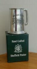 Pewter Tankard – Samuel Smith Brewery Motif – BNIB – Sheffield Pewter