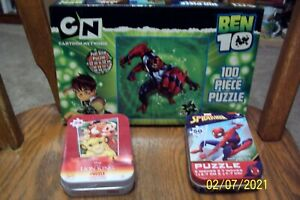 Lot of 3 Kids Puzzles - NEW