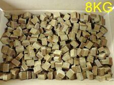 8KG Holz & Wachs Anzünder Anzündwürfel �–ko Kaminanzünder Kohleanzünder Grill