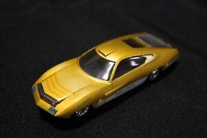 UFO Gerry Anderson Eidai Grip COMMANDER ED STRAKER'S CAR JAPAN Paul Foster car