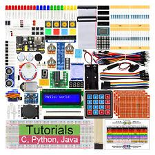 Freenove Ultimate Starter Kit per Raspberry Pi 4 B 3 B + C PYTHON Java BASETTA