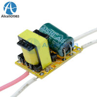 Non-waterproof LED Chip Driver Power Supply Driver Transformer AC 85-265V 3W