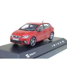 Seat Ibiza FR 1:43 Desire Red 6H1099300 HAQ Modellauto Miniatur Rot